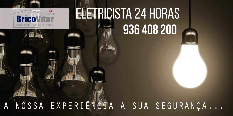 """Eletricistas Linhares """" Avarias Eléctricas Urgente"""","""