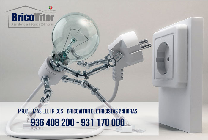 Reparação elétrica