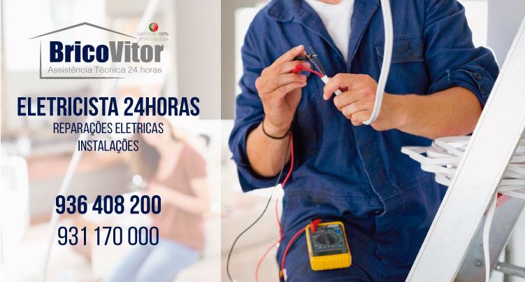 """Eletricistas São Sebastião """" Avarias Eléctricas Urgente"""","""